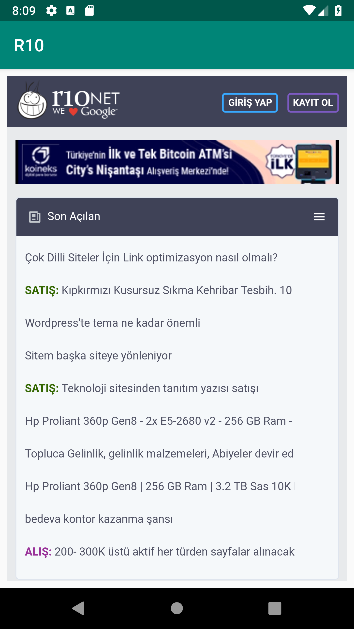r10.net android webview